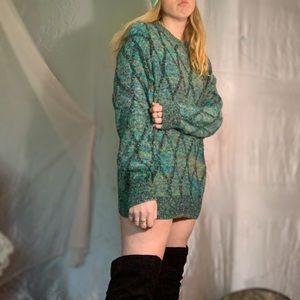 Multicolor Vintage COOGI sweater